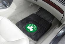 Boston Celtics Vinyl Floor Mats