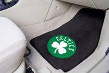 Boston Celtics Carpet Floor Mats