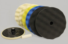 Buffing Pad Kit Item HT-BK7