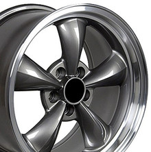"17"" Fits Ford - Mustang Bullitt Wheel - Anthracite 17x8"
