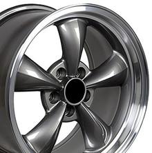 "17"" Fits Ford - Mustang Bullitt Wheel - Anthracite 17x9"