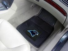 Carolina Panthers Vinyl Floor Mats