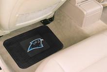 Carolina Panthers Rear Floor Mats