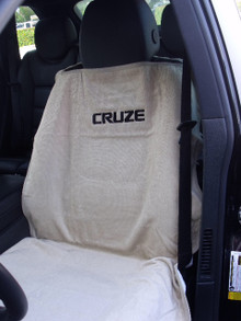 Chevy Cruze Tan Car Seat Cover Towel Armour