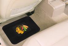 Chicago Blackhawks Rear Floor Mats