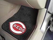 Cincinnati Reds 2-piece Carpeted Floor Mats
