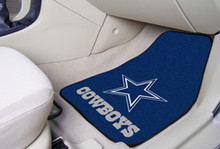 Dallas Cowboys Carpet Floor Mats