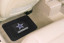 Dallas Cowboys Rear Floor Mats