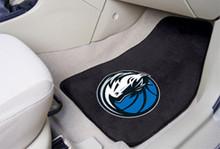 Dallas Mavericks Carpet Floor Mats