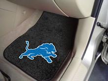 Detroit Lions Carpet Floor Mats