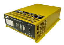 Go Power 1500 WATT PURE SINE WAVE INVERTER 12V