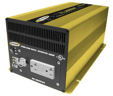 Go Power 2000 WATT PURE SINE WAVE INVERTER 12V
