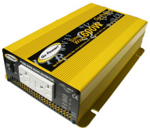Go Power 600 WATT PURE SINE WAVE INVERTER 12V