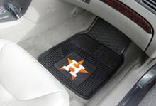 Houston Astros Vinyl Floor Mats
