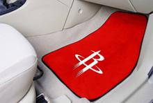 Houston Rockets Carpet Floor Mats
