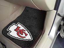 Kansas City Chiefs Carpet Floor Mats