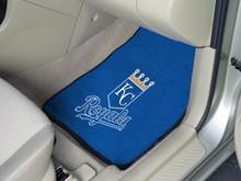 Kansas City Royals Carpet Floor Mats