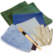 Microfiber Accessory Detail Kit