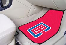 Los Angeles Clippers Carpet Floor Mats