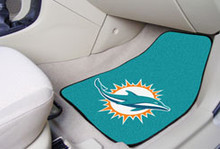 Miami Dolphins Carpet Floor Mats