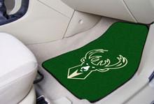 Milwaukee Bucks Carpet Floor Mats