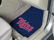 Minnesota Twins Carpet Floor Mats
