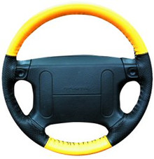 2010 Mitsubishi Lancer EuroPerf WheelSkin Steering Wheel Cover
