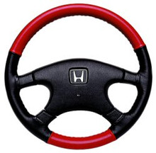 2010 Mitsubishi Outlander EuroTone WheelSkin Steering Wheel Cover