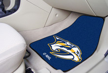 Nashville Predators Carpet Floor Mats
