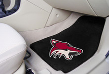 Phoenix Coyotes Carpet Floor Mats