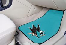 San Jose Sharks Carpet Floor Mats