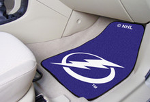 Tampa Bay Lightning Carpet Floor Mats
