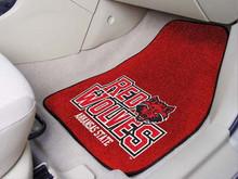 Arkansas State University Red Wolves Carpet Floor Mats