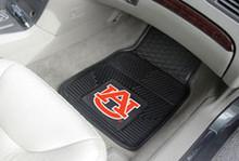Auburn University Tigers Heavy Duty Vinyl Floor Mats