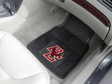 Boston College Eagles 2-pc Heavy Duty Vinyl Car Floor Mat