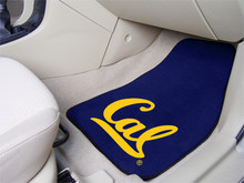 California - Berkeley UC, Univ, of Golden Bears 2PC Carpet Floor Mats