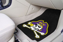 East Carolina University Carpet Floor Mats
