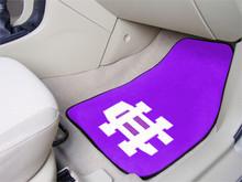 Holy Cross Crusaders 2-PC Carpet Floor Mats