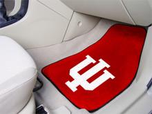 Indiana University Hoosiers 2-PC Carpet Floor Mats