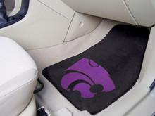 Kansas State University Wildcats 2-PC Carpet Floor Mats