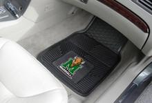 Marshall Univ. Thundering Herd 2-pc Heavy Duty Vinyl Car Floor Mat
