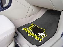 Michigan Tech Huskies 2-PC Carpet Floor Mats