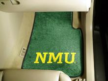 Northern Michigan University Wildcats 2-PC Carpet Floor Mats