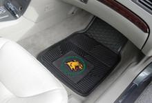 Northern Michigan Univ. Wildcats 2-pc Heavy Duty Vinyl Car Floor Mat