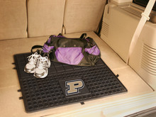 Purdue University Boilermakers Heavy Duty Vinyl Cargo Mat