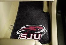 St. Joseph's University Carpet Floor Mats
