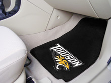 Towson University Tigers Carpet Car Mats