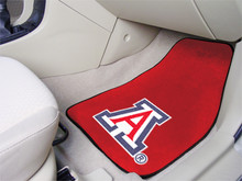University of Arizona Wildcats 2-PC Carpet Floor Mats