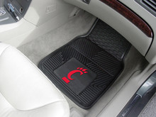 University of Cincinnati Bearcats 2-pc Heavy Duty Vinyl Car Floor Mat