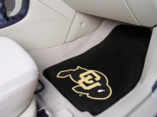 University of Colorado Buffalos Carpet Floor Mats